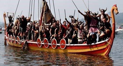 Amigos Romeria vikinga