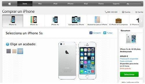 ¿Donde comprar un iphone?