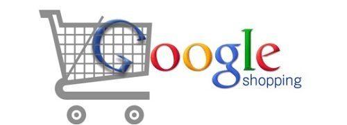 logo google shopping