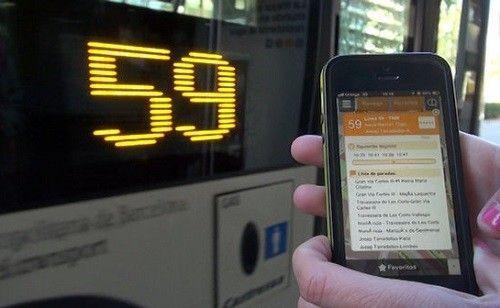 App transporte