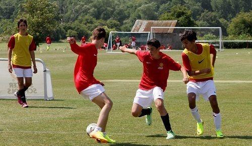Deportes colectivos futbol