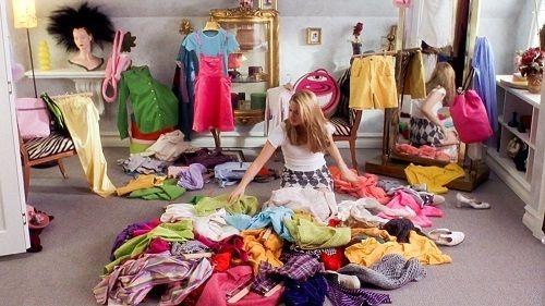 Ahorrar ropa
