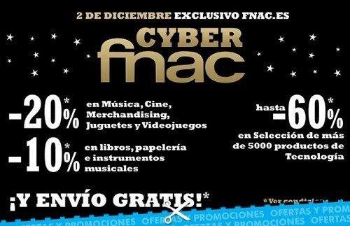 Cybermonday fnac