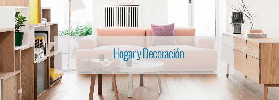 Cupones de descuento para Hogar y decoración