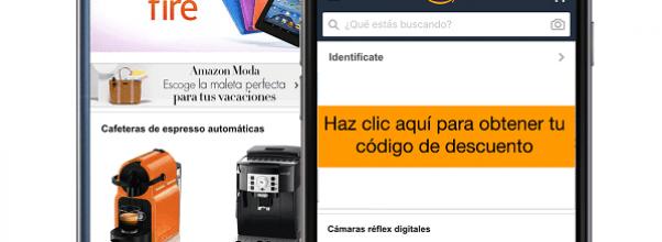 Amazon cupon app