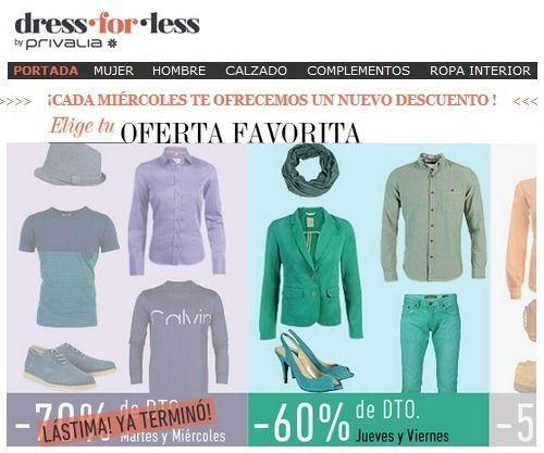 Dressforless