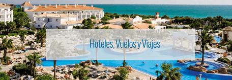 Descuentos en hoteles, vuelos y viajes de vacaciones